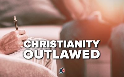 Christianity Outlawed & Criminalised In Victoria