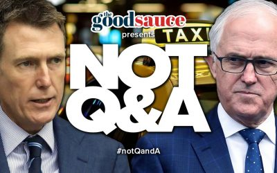 NOT Q&A | Guilty until proven innocent or leftist, Taxis Vs Uber & MORE!