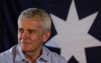 """""""Slow Chat"""" Ep. 3, with Topher Field and Senator Malcolm Roberts"""