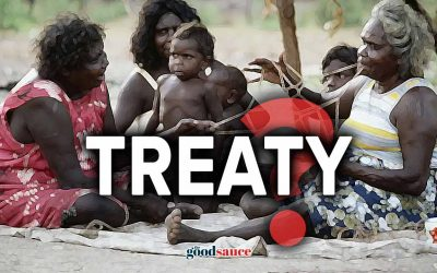 Is a treaty the solution Aboriginal people need?