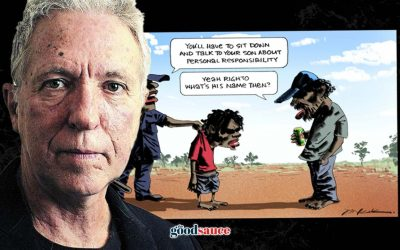 Sadly, nothing's changed for Aboriginal kids since Bill Leak drew THAT cartoon