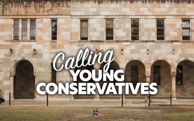 A Call Out To Young Conservatives