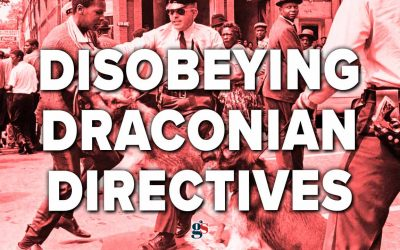 On Civil Disobedience and COVID-19 Directives