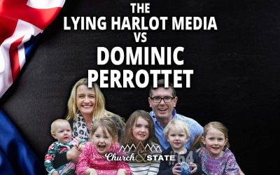 The Lying Harlot Media Vs Another Conservative Christian Politician