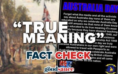 FACT CHECK: Is Australia Day a celebration of the 1948 Nationality and Citizenship Act?