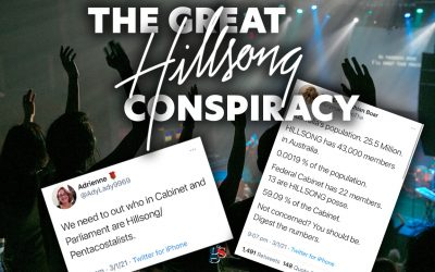 The Great Hillsong Conspiracy