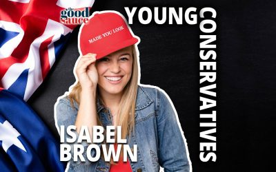Isabel Brown from TPUSA | Young Conservatives, Ep. 1