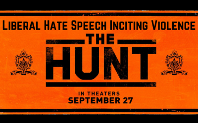 A movie about liberals hunting conservatives for sport
