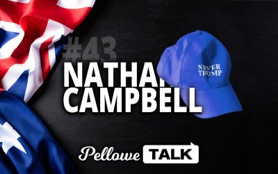 Nathan Campbell – Is there a 'culture war'? | Pellowe Talk Ep. 43