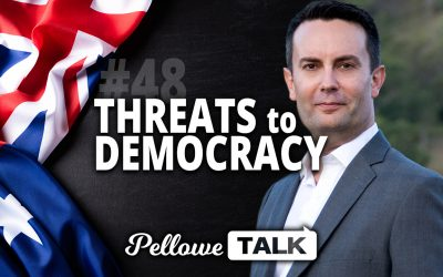 The real threats to democracy | Pellowe Talk Ep. 48