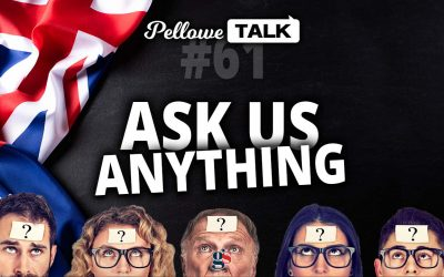 Pellowe Talk, Ep. 60 | Ask us anything!