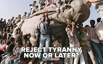 Don't complain about tyranny until you're oppressed like Ethiopia or Sudan