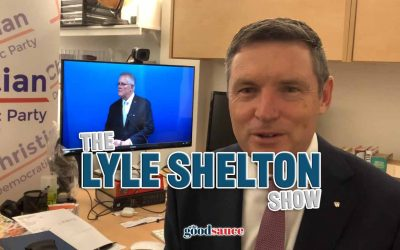Morrison smacks Leftists, waking up to the CCP, NZ's smacking ban | The Lyle Shelton Show, Ep. 34