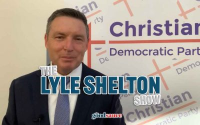 The end of abortion? Neil Foster on religious freedom + more  | The Lyle Shelton Show, Ep. 35