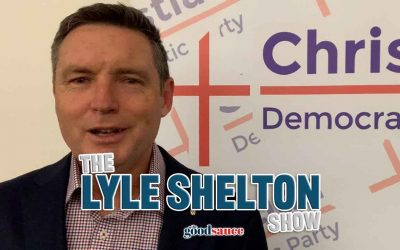 What's a woman? Experimenting on kids, Rugby banning the Bible + more |The Lyle Shelton Show, Ep. 36