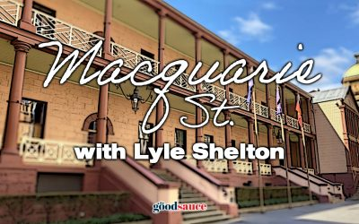 Macquarie Street with Lyle Shelton, Ep. 40