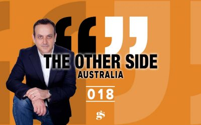 The Other Side with Damian Coory #18
