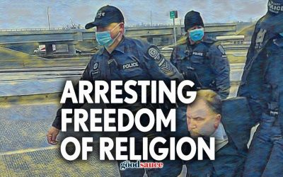 Canada Begins Christian Persecution