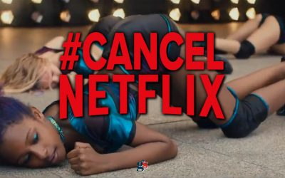 Netflix shareholders lose $9 BILLION as it refuses to stop sexualising children