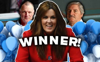 Peta Credlin triggers leftists by pretending to be a real journalist — and WINNING BIGLY!