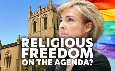 Is religious freedom coming out of lockdown?