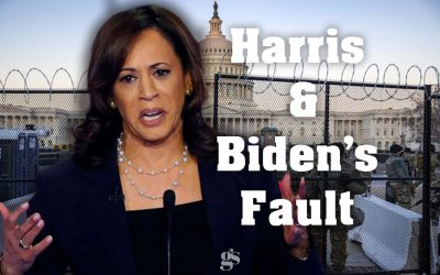 Biden & Harris to Blame for Capitol Invasion | Take Back Your Country Episode 24