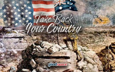Our 'one-shot' defence force | Take Back Your Country, Ep. 54