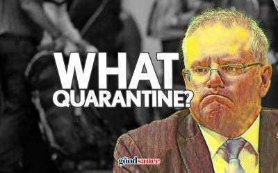 There is no such thing as 'hotel quarantine'
