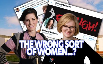 Twitter Tirade Exposes The Left's Contempt For Women